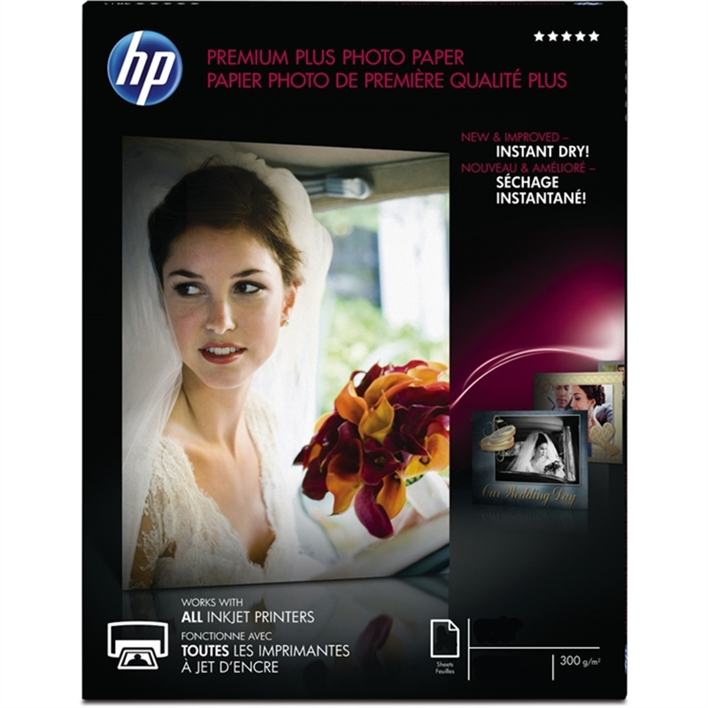 hp-inkjetpapier-premium-plus-photo-paper-a4-300-g/m-weiss-seidenmatt-20-blatt