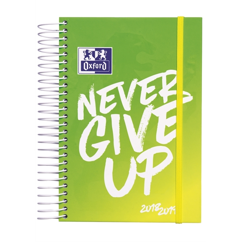 oxford-schuelerkalender-never-give-up-12-x-18-cm-160-blatt-80-g/m-scribzee-app